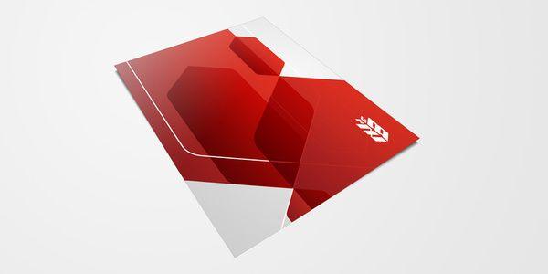 Ziraat Bank Branding By Selim Unlusoy Via Behance Bank Branding Branding Financial Logo