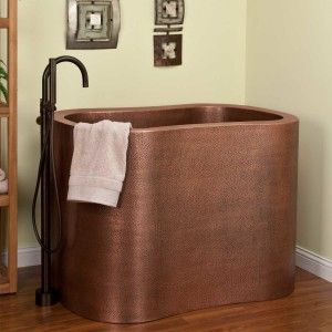 soaking tub with seat - Google Search