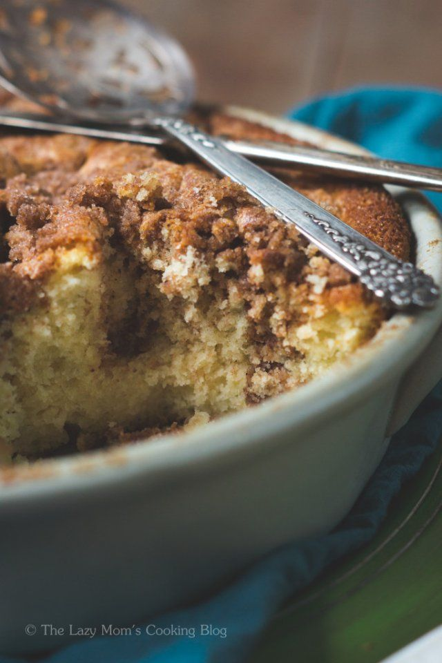 Streusel Cake Recipes Easy