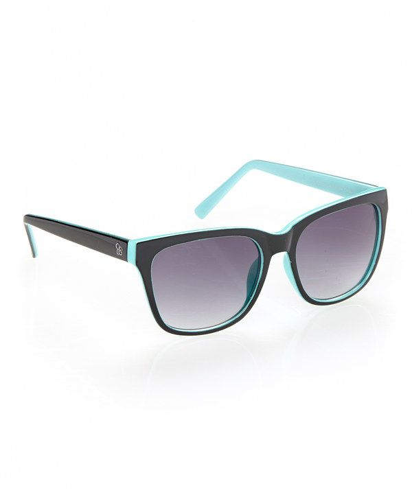 Look at this Black Ox Square Sunglasses on #zulily today!
