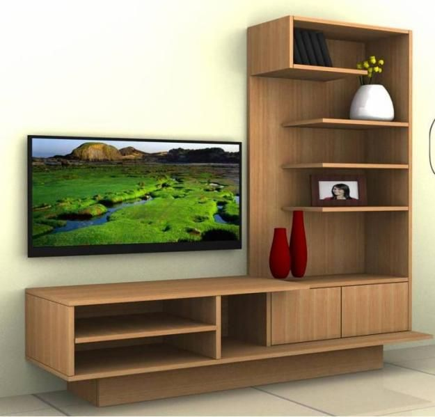 Living Room Cabinet Design In India: Tv Unit Design, Living Room Furniture