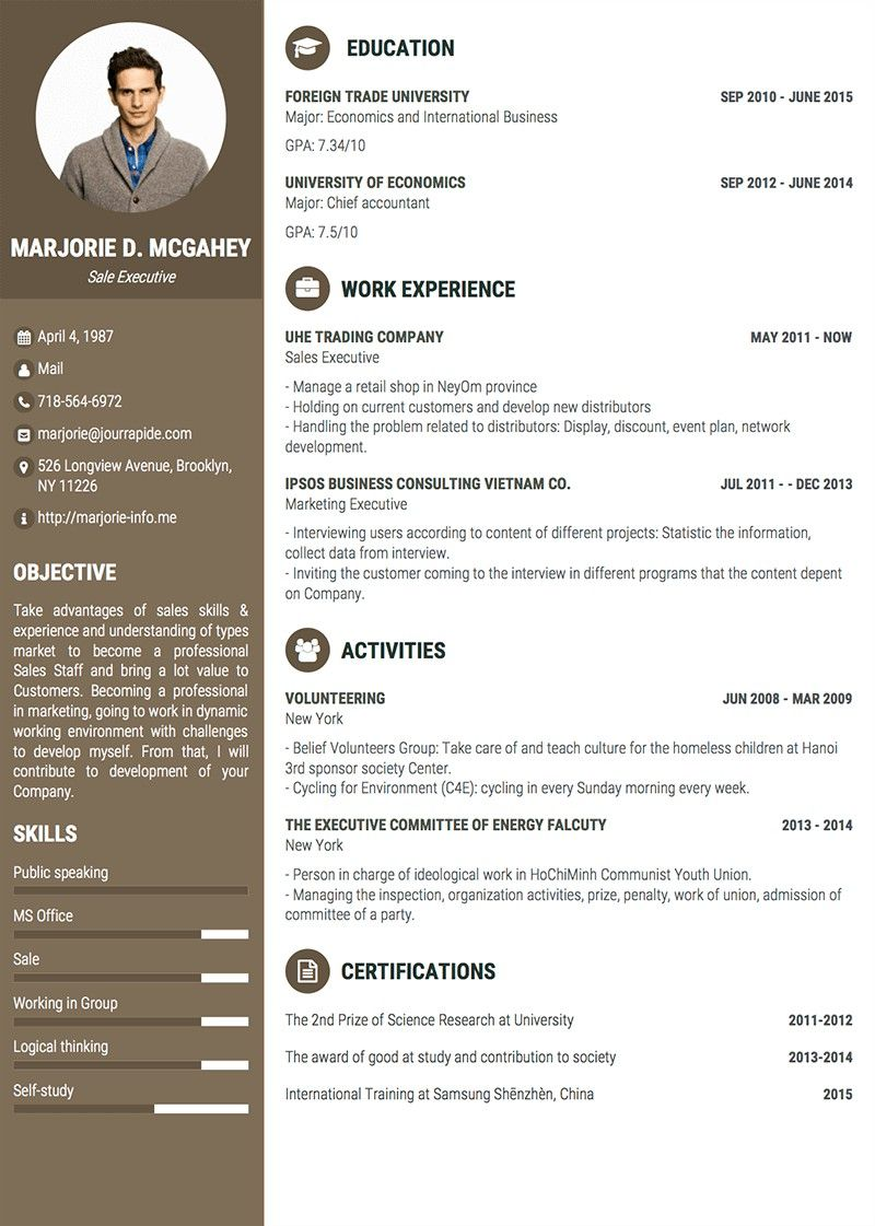 Does A Resume Have to Be One Page Inspirational Resume