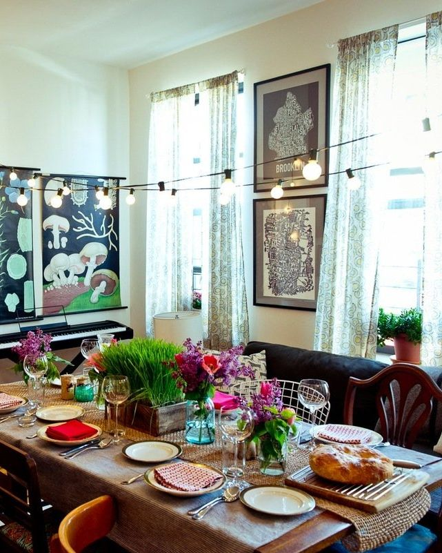 Apartment Finder Guide: The No-Rules, Judgement-Free Guide To Friendsgiving