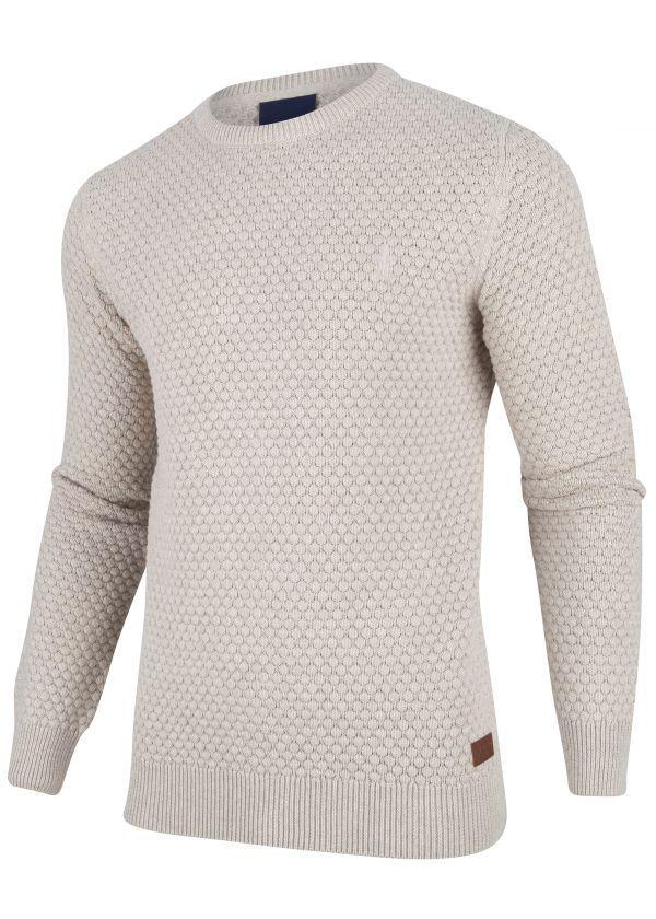 Acrisio Pullover #pullover #sweater #knitwear #sand #warm #newarrivals #FW15 #Fall #Winter #kleding #herenkleding #menswear #CavallaroNapoli #shop #fashion #Italiaansekleding #Italy