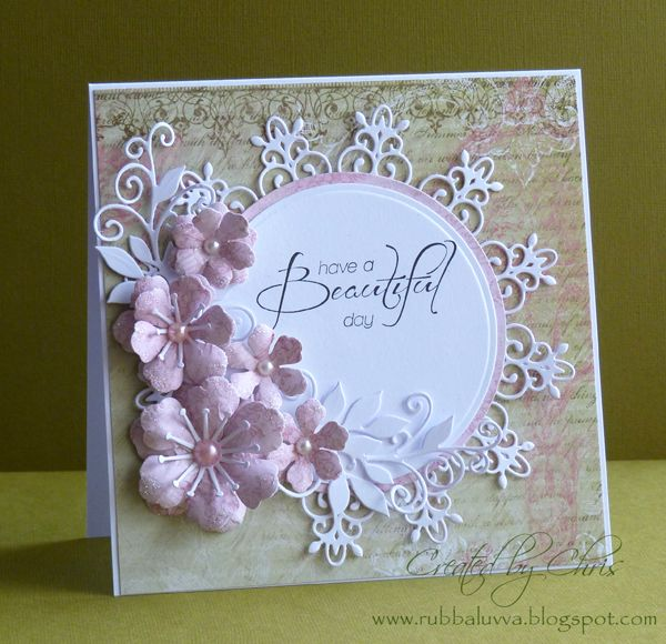A Beautiful Day by Christine Angela - Cards and Paper Crafts at Splitcoaststampers