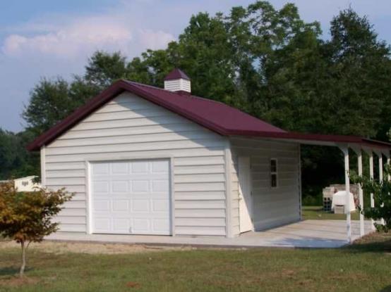 Carolina Structural metal barn shedplans in 2020 Garage
