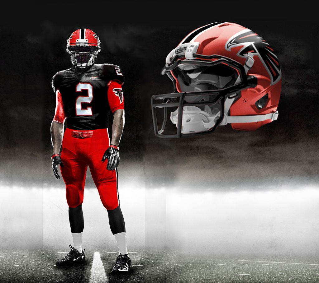 Atlanta Falcons New Uniforms Revealed Nel 2020 Notizie