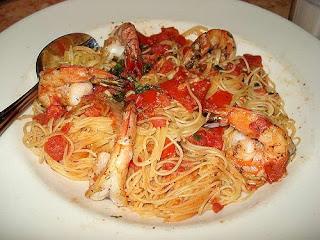 Cheesecake Factory Restaurant Copycat Recipes: Shrimp Scampi #cheesecakefactoryrecipes