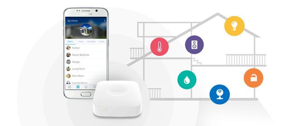 Smartthings Review Build Your Smart Home Hub Plus Sensors