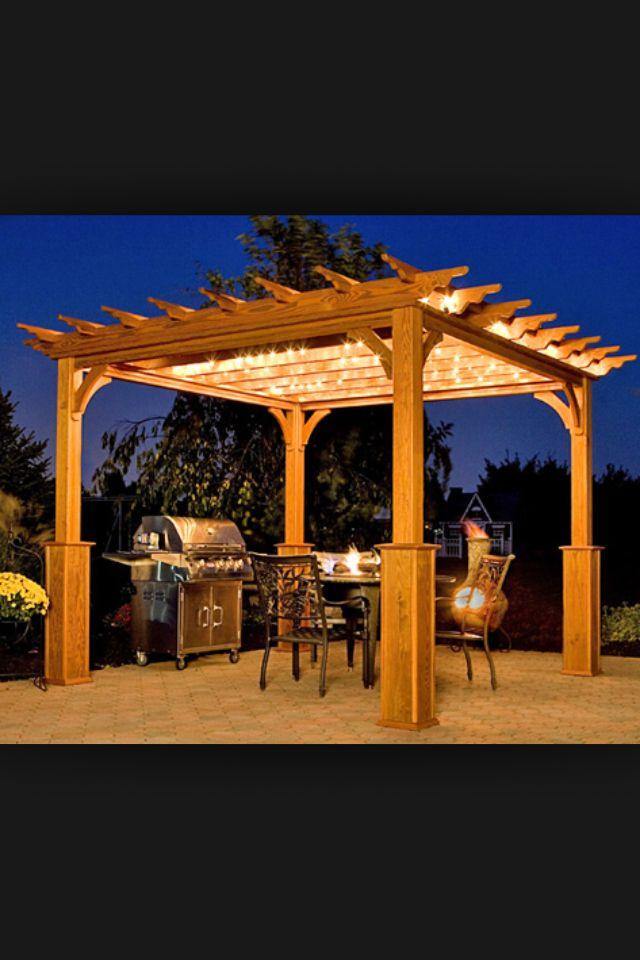 3 Home Decor Trends For Spring Brittany Stager: Pergola, Pergoda What's The Difference??