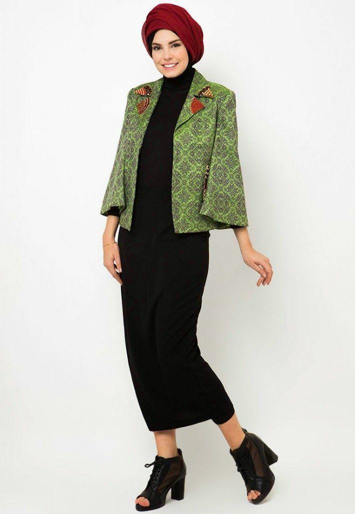 15 Contoh Model Baju Muslim Dian Pelangi Terbaru 2015 Batikku In