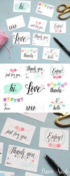 Printable-Everyday-Gift-Tags-1.jpg 600×1,500 pixeles