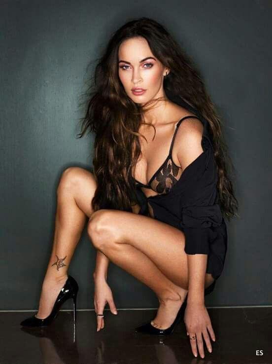 Megan Fox Mf Amerikanische Schauspieler Nackt Frau