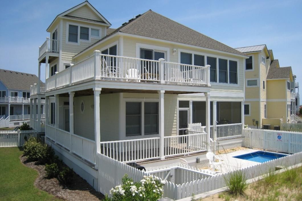 Hk50 Outer Barks Corolla Rentals Village Realty 4 Bedroom Obx Vacation Home In The Curritu Outer Banks Vacation Rentals Outer Banks Vacation Obx Vacation