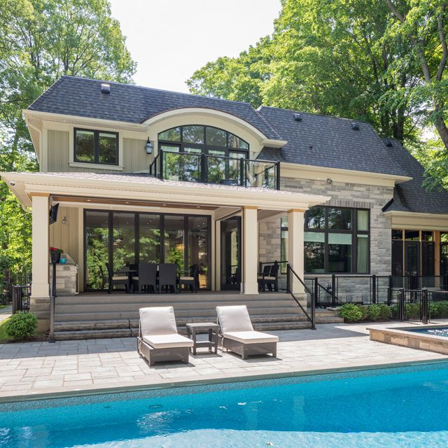 N Style Designs On Transitional Design: David Small Designs Is An Award Winning Custom Home Design