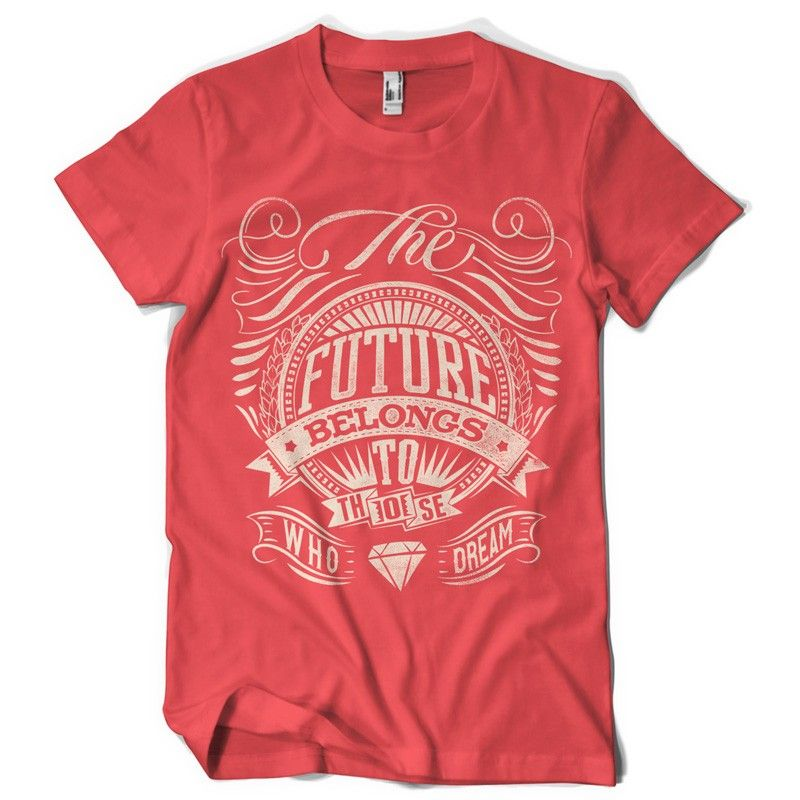 25 Awesome T-shirt Designs
