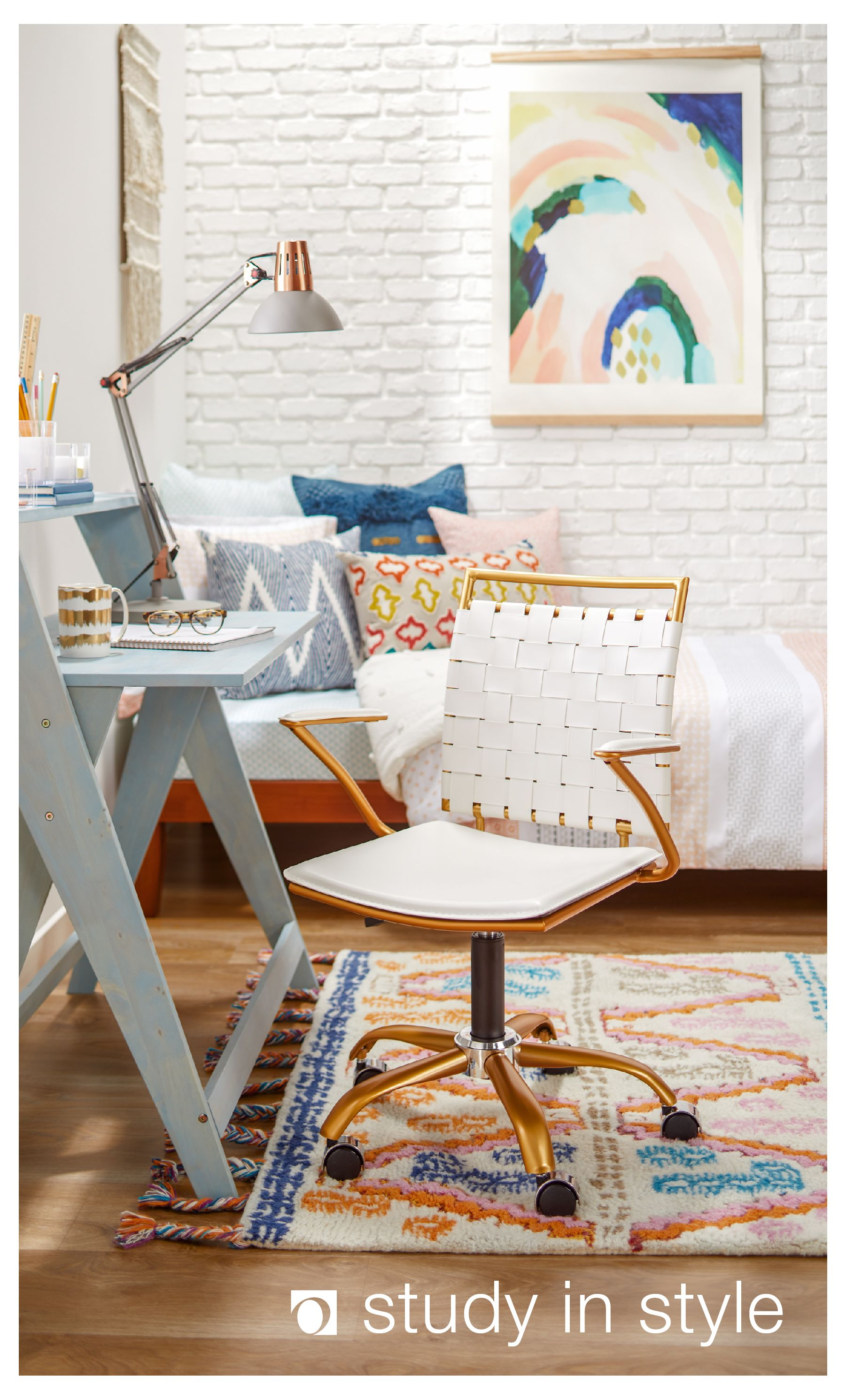 Design Your Own Dorm Room: Must-Have College Dorm Room Essentials
