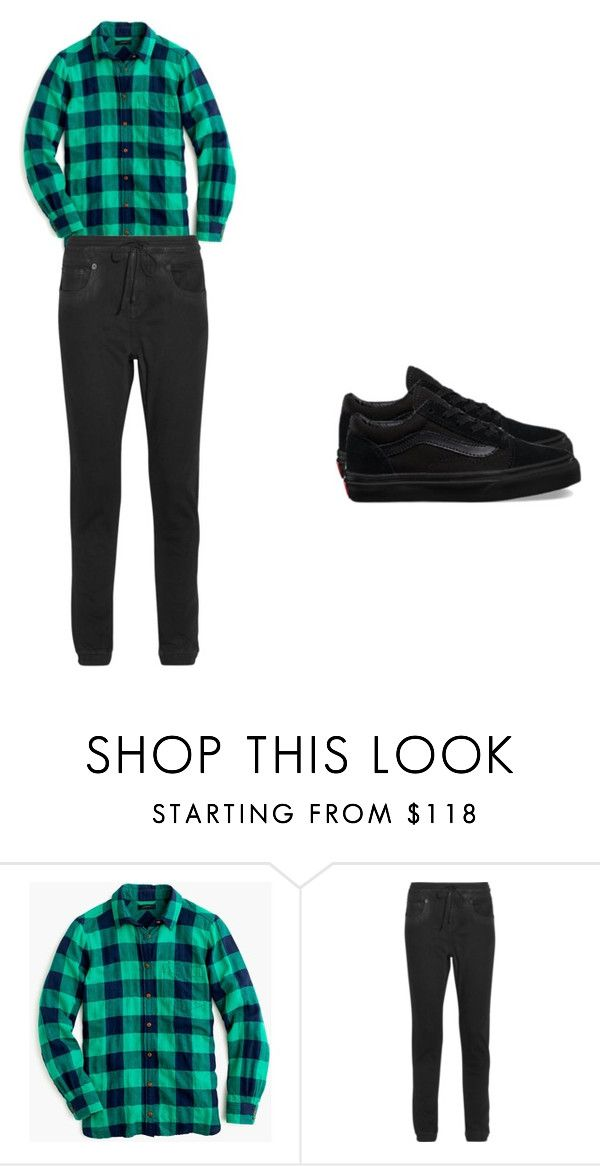 """michaels outfit"" by anyssa-manning on Polyvore featuring J.Crew and R13"