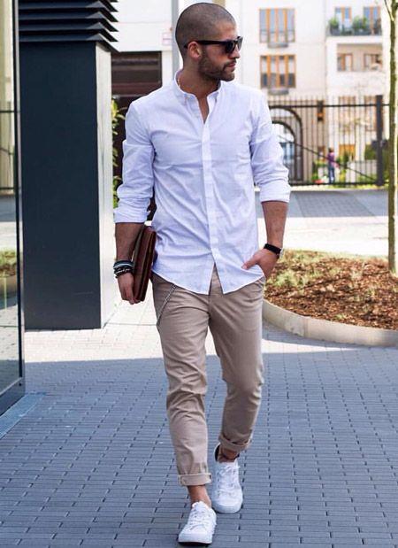 539f33affcb Одежда Белая Рубашка К Наряду