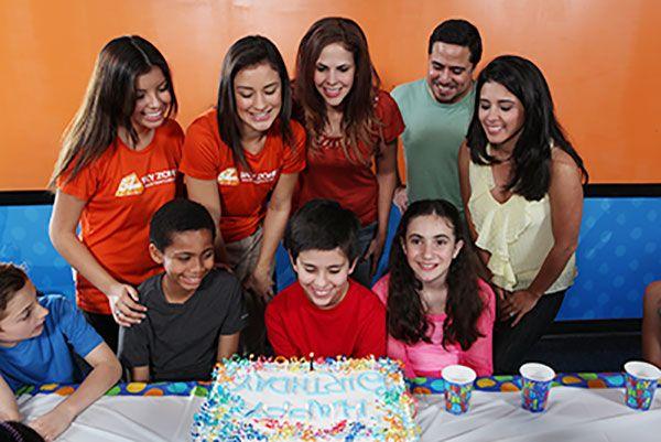Sky Zone Skyzone Indoor Trampoline Park Birthday Parties - Children's birthday parties high wycombe