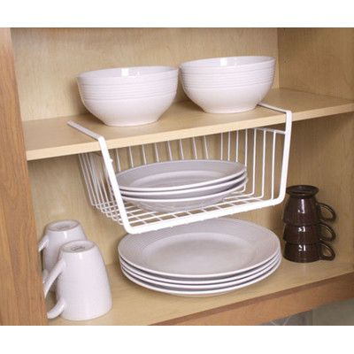 Basics Small Under Shelf Basket