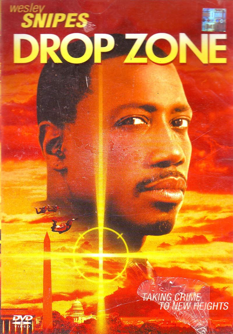 Drop Zone. Taking Crime into a new height. #Snipes