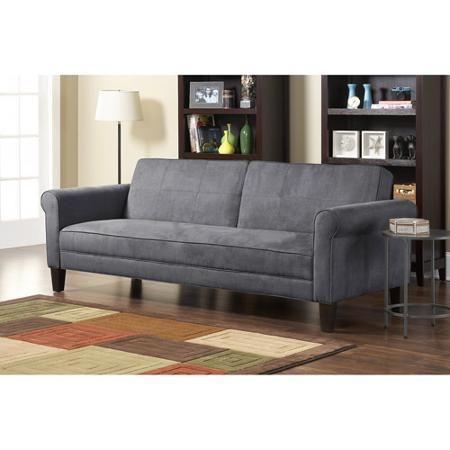 10 Spring Street Ashton Microfiber Sofa Bed Walmartcom 269