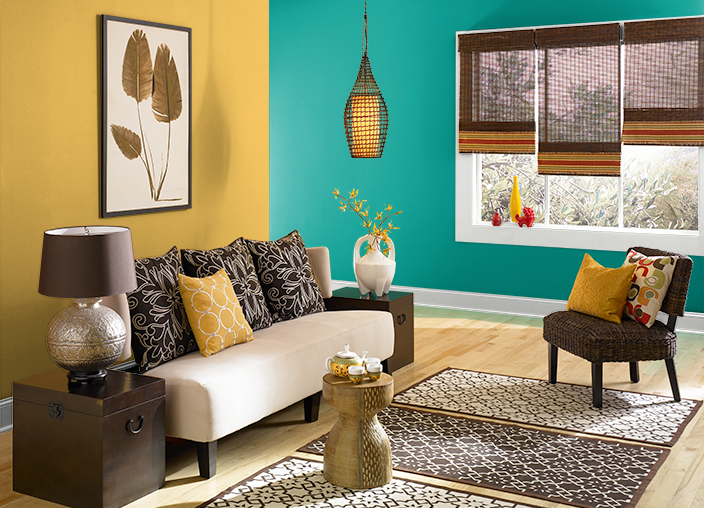 Design My Living Room App New I Painted A Virtual Home With My Colors Using The Colorsmart Inspiration Design