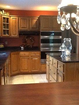kichen design oak cabinets home painted oak cabinets design ideas rh pinterest com au