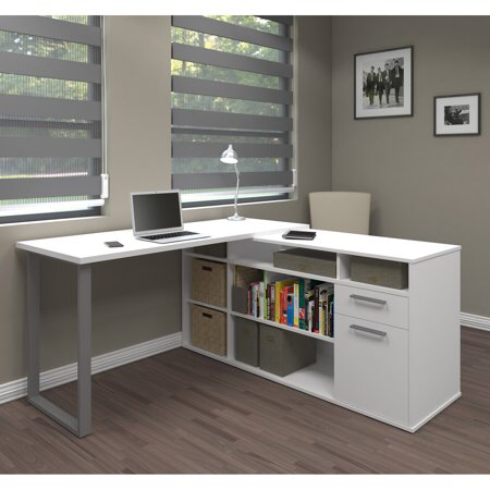 Home With Images White L Shaped Desk