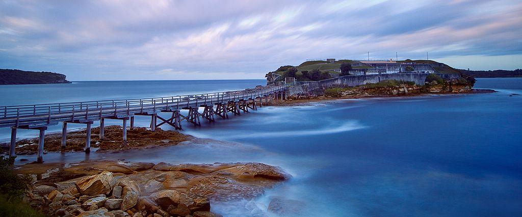 La Perouse Australia Sunrise Ocean Sydney Beach