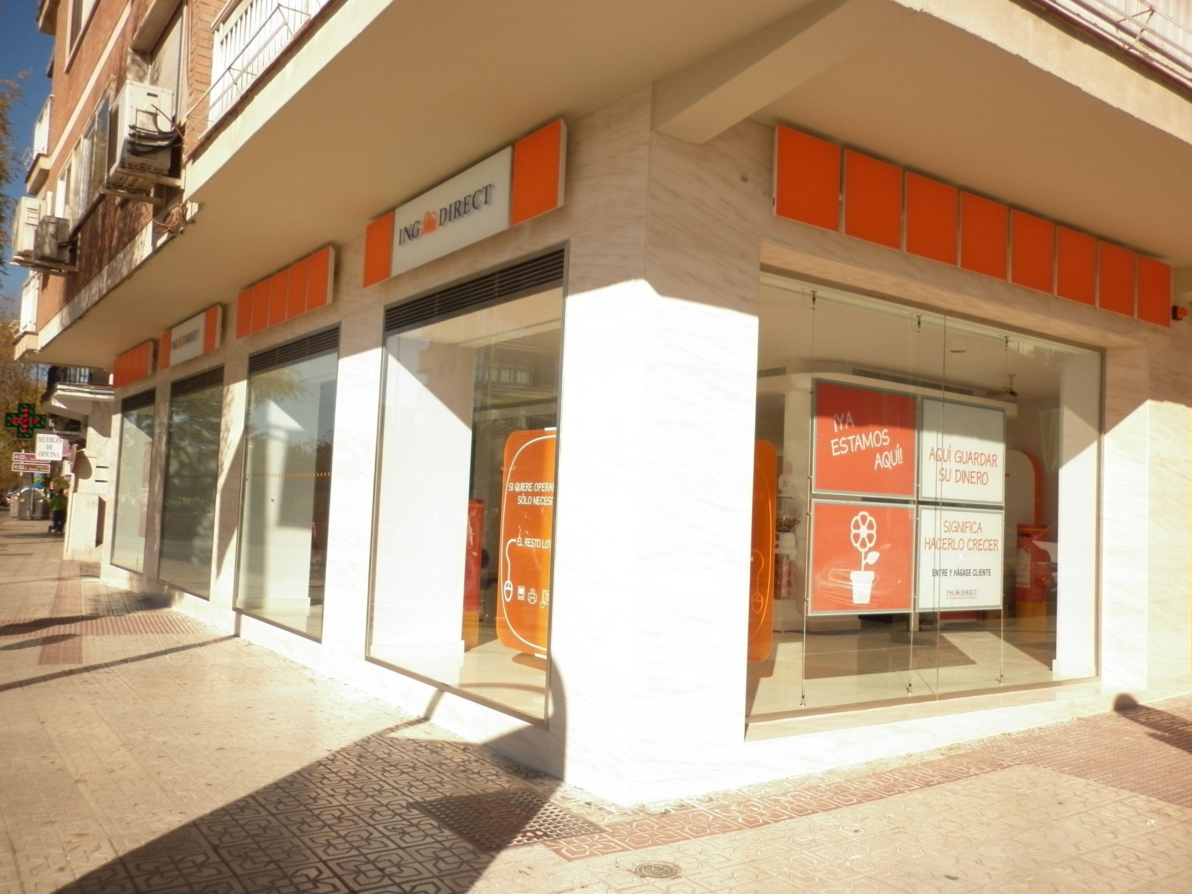 Oficinas ing las rozas free oficinas de ing en madrid with oficinas ing las rozas stunning - Oficinas ing direct madrid ...