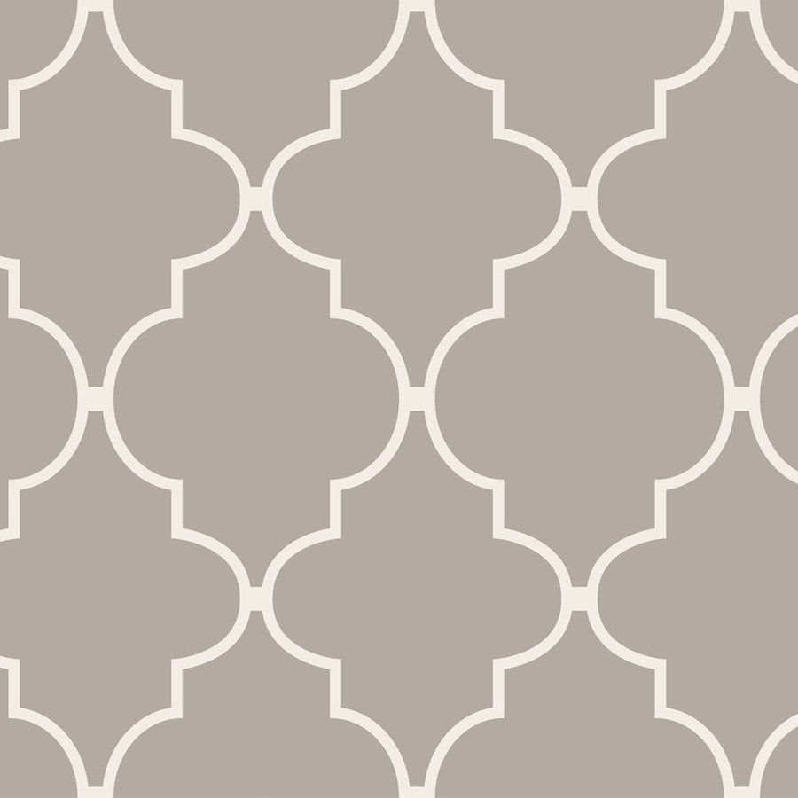 Allen Roth Spanish Tile Wallpaper