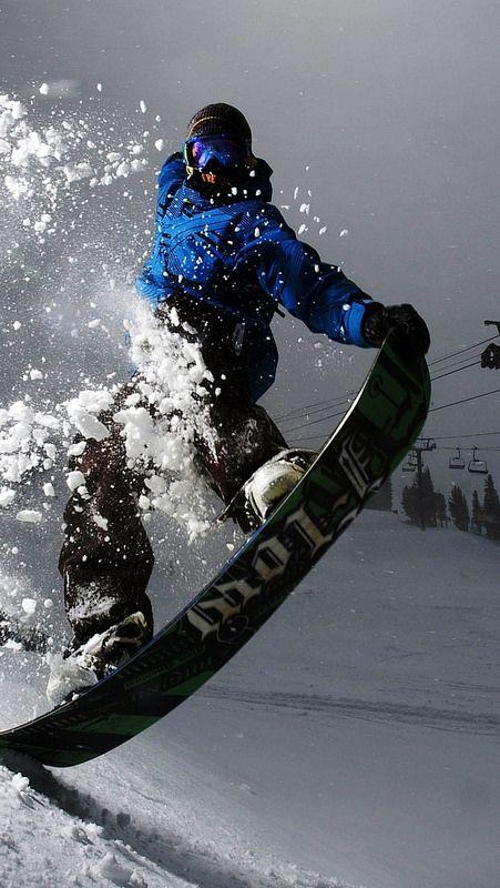 Snowboard Evening Snow Light Trick 11290 640x1136 Snowboarding Tips Snowboard Snowboarding Wallpaper