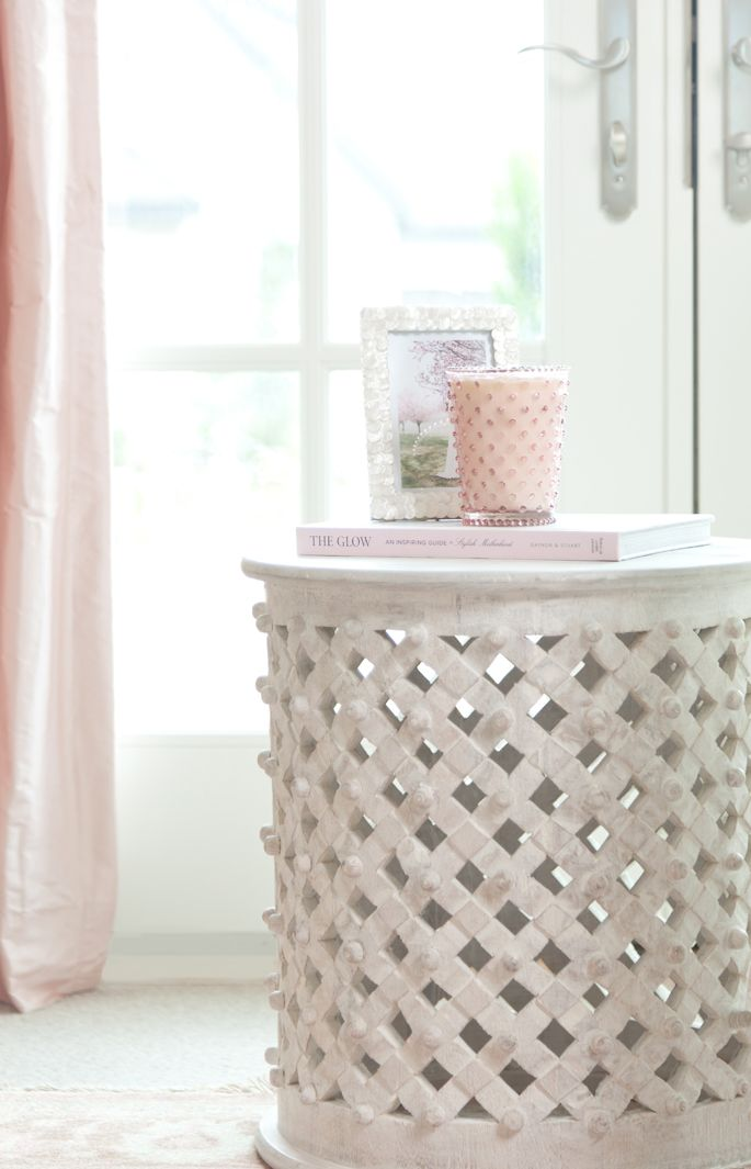 Isla S Nursery Reveal And Giveaway Gold Nursery Pink Gold