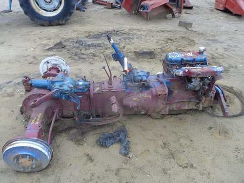 Ford 3000 Tractor Wiring Harness