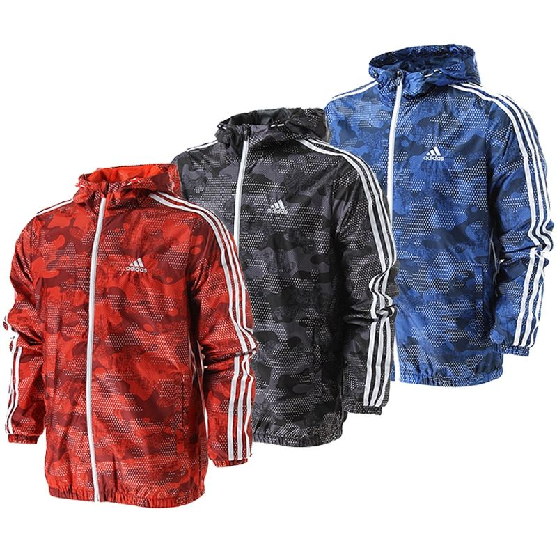 Windbreaker jacket, Adidas neo