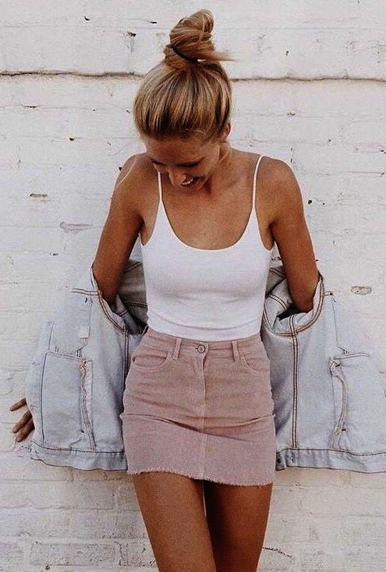 Ma source d'inspiration PINTEREST #outfitinspo
