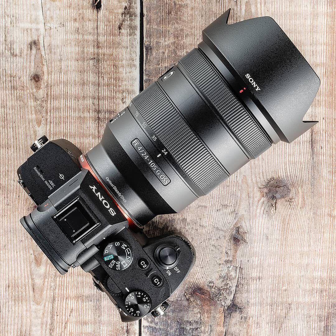 Sony A7iii Sony 24 105 F 4 0 G Oss Lens Materiel Photo Appareil Photo Magasin Appareil Photo