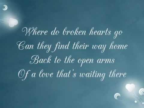 Where the broken heart goes