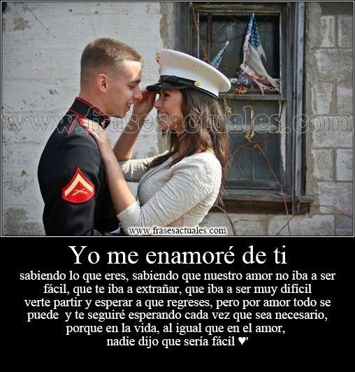 Yo me enamore de ti