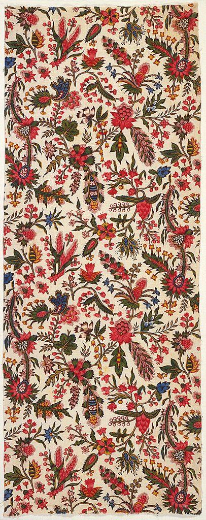 Textile, 1775–1800