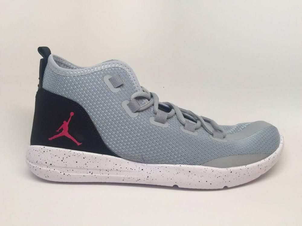 super popular 1afd5 ec0ed Nike Air Jordan Reveal BG Grey Pink Black Lot 834184 008 Grade School Size  7.5 (eBay Link)