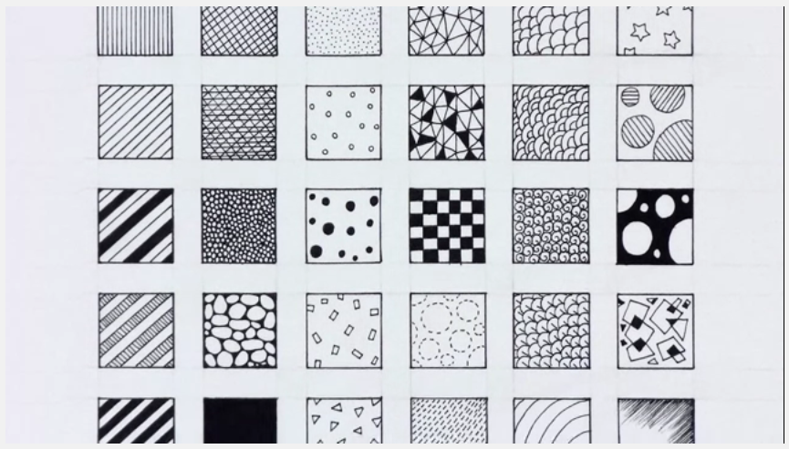 30 Patterns for Doodling / Filling gaps by Pic Candle