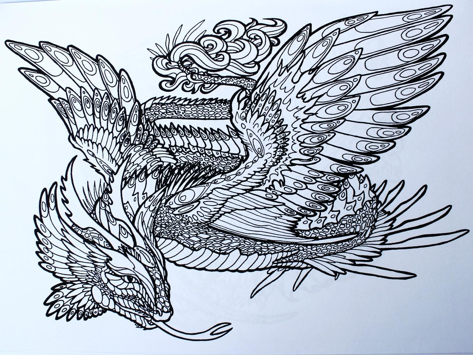 Amazon.com: Dragon Adventure: A Kaleidoscopia Coloring Book (9781515255154): Rachael Mayo, Kaleidoscopia Coloring Books, August Stewart Johnston: Books
