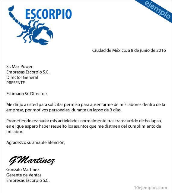 El formato de carta formal | Español | Pinterest | Formato de carta ...
