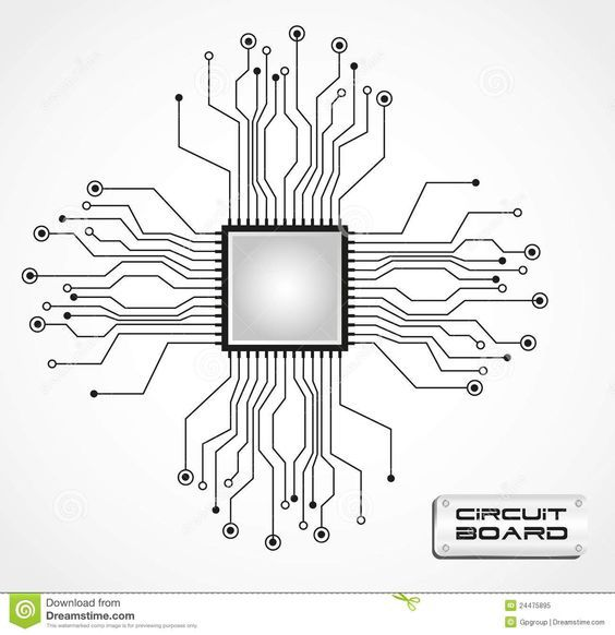 more similar stock images of cool circuit board