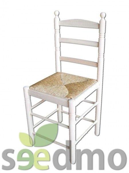 Muebles y decoraci n silla catalana asiento de enea for Compra de muebles por internet