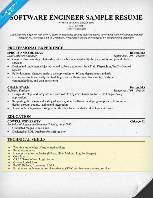 Pin By Lisa Brown On Best Resume Template Computer Skills Resume Resume Skills Resume Skills Section