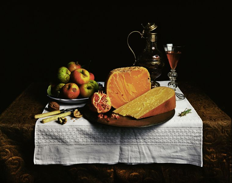 Guido Mocafico - Natures mortes de table | Nature morte